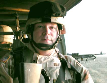Maj. Matthew Tully